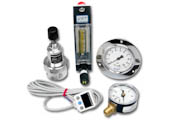 Flow Control & Gauges