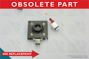 Clip Cap Assembly for Amidites with Teflon Center on the ABI