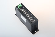 Hub 7-Port Hi-Speed USB 2.0 with ESD and Surge Protection