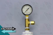 Vacuum Gauge & Manifold Assembly on Exchange for the 392 / 394