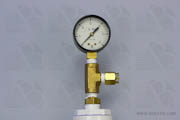 Vacuum Gauge & Manifold Assembly for the 392 / 394