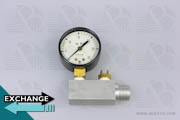 Vacuum Gauge & Manifold Assembly on Exchange for the 431 / 433