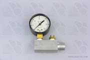 Vacuum Gauge & Manifold Assembly for the 431 / 433
