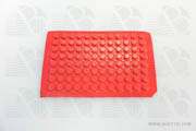 Sealing Mat 96 Round Wells Silicone