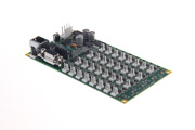 PCB, 32 Outputs, 8 Inputs, Programmed, Biolytic Board