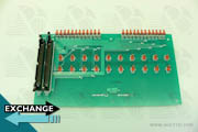 Valve distribution PCB for 392 / 394 on Exchange