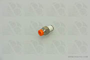 Adapter Quick Connect 5/32 OD Tube to 1/16 MNPT