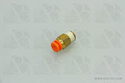 Adapter Quick Connect 5/32 OD Tube to 1/8 MNPT