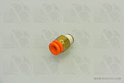 Adapter Quick Connect 1/4 OD Tube to 1/8 MNPT