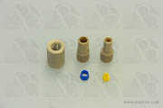 Replacement Assembly Adapter 1/8 OD Tube to 3/16 OD Tube