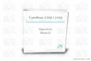 Operators Manual for the Cytoflour 2300 / 2350