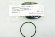 O-Ring EP 2-028 Drain Shaft Housing for the 3900 25 Pack