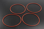 O-Ring, Silicone, Dr. Oligo Waste Door, Pack of 4
