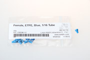 Ferrule, ETFE, Blue, 1/16 Tube