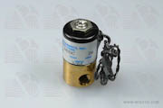 Valve Solenoid 2-Way 24V 4.5 Watts Gas Isolation for Expedite