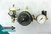 Gas Distribution & Regulator Assembly for Expedite on Exchange