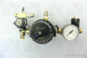 Gas Distribution & Regulator Assembly for Expedite
