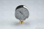 Vacuum Gauge 0.25 MNPT 0-30in Hg
