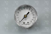 Pressure Gauge 0.125 MNPT 0-15psi for the ABI