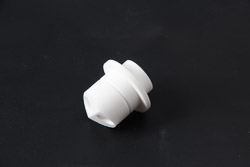 Cap Center, Bottle, Propylux, 38 mm, 2 ea Hole, 1/8