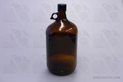 Bottle 4 L Amber with 38mm Cap