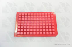 Sealing Mat 96 Square Wells Silicone