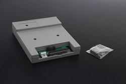 Upgrade Kit, Disk Drive Assembly, New Style Chassis, Floppy