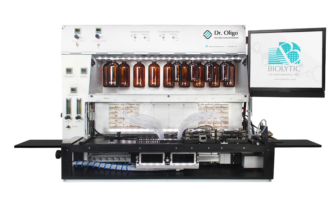 Dr. Oligo - DNA / RNA / Oligonucleotide Synthesizer