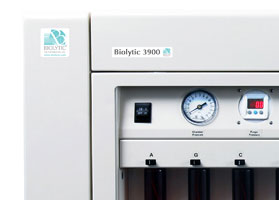 Biolytic 3900 Front Panel