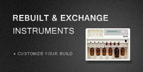 Rebuilt & Exchange Instruments